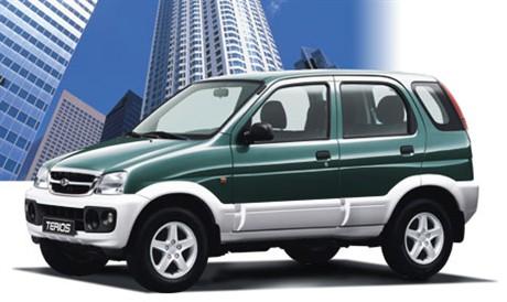 1997 Daihatsu Terios - Car Reviews | RAA