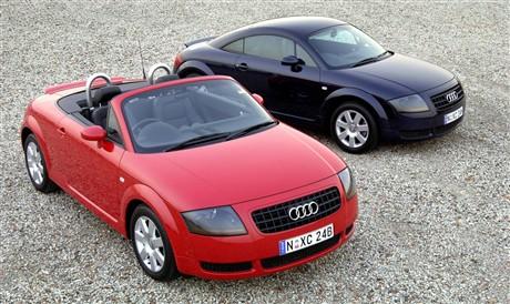 2003 Audi Tt Car Reviews Raa