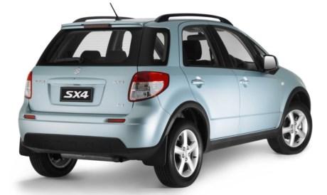 2008 Suzuki SX4 - Car Reviews   RAA