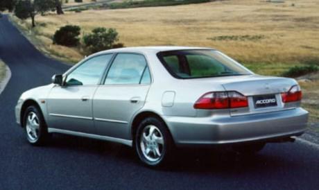 2001 Honda Accord VTi L