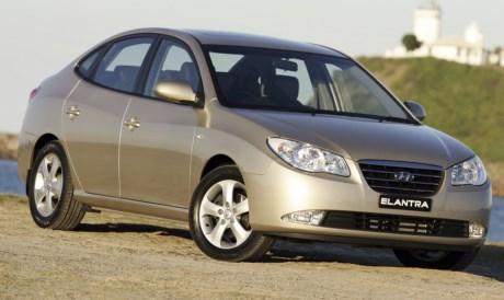 2009 Hyundai Elantra - Car Reviews   RAA
