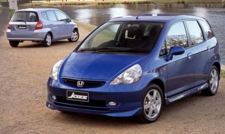2003 Honda Jazz Vti S Car Reviews Raa