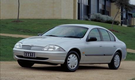1998 Ford Falcon - Car Reviews | RAA