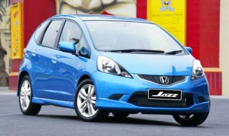 2009 Honda Jazz - Car Reviews   RAA