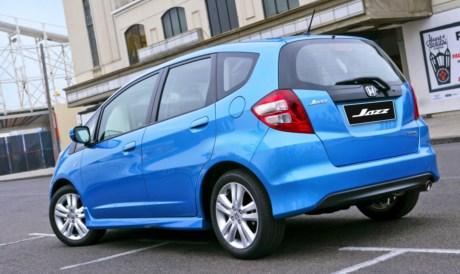 2009 Honda Jazz Car Reviews Raa