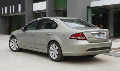 2008 Ford Fg G6 Car Reviews Raa