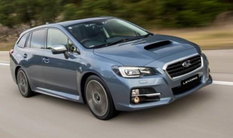 2016 Subaru Levorg Car Reviews Raa