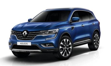 2016 Renault Koleos Car Reviews Raa
