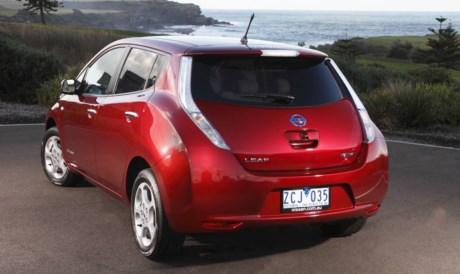 2012 Nissan Leaf - Car Reviews   RAA