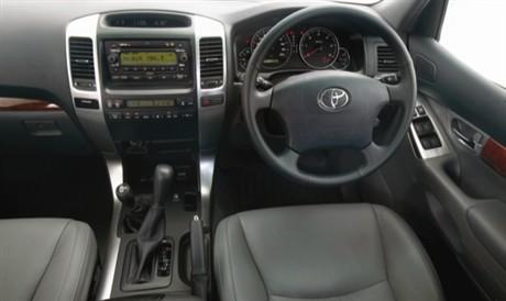 2006 Toyota Prado - Car Reviews | RAA