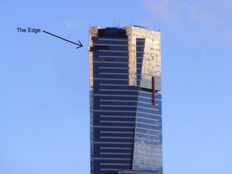 Life On The Edge Skydeck 88 Eureka Tower Raa