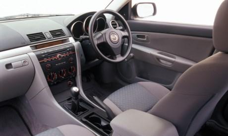 2004 Mazda 3 - Car Reviews   RAA